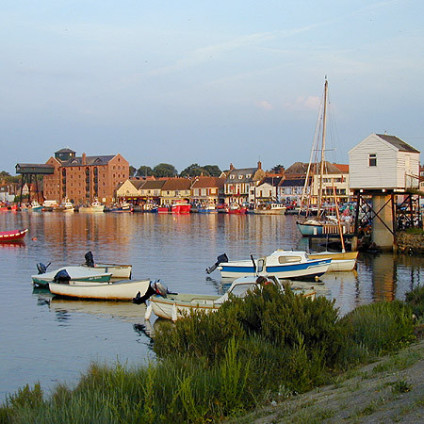 Photo of Wells-next-the-sea harbour