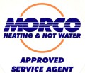 Morco Approved service agent logo