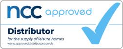 NCC Approved distributor logo