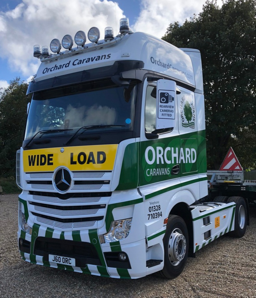 Photo of Mercedes Actros