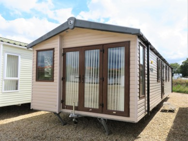 Photo of a 2011 BK Sheraton 38 x 12 2 Bedroom holiday caravan.