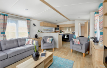 Picture of a 2020 ABI Langdale 40 x 13 2 bedroom holiday home.