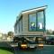 Photo of  caravan transporter